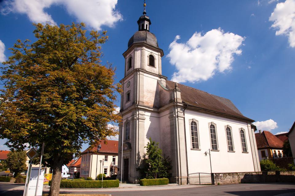 Kirche Bundorf
