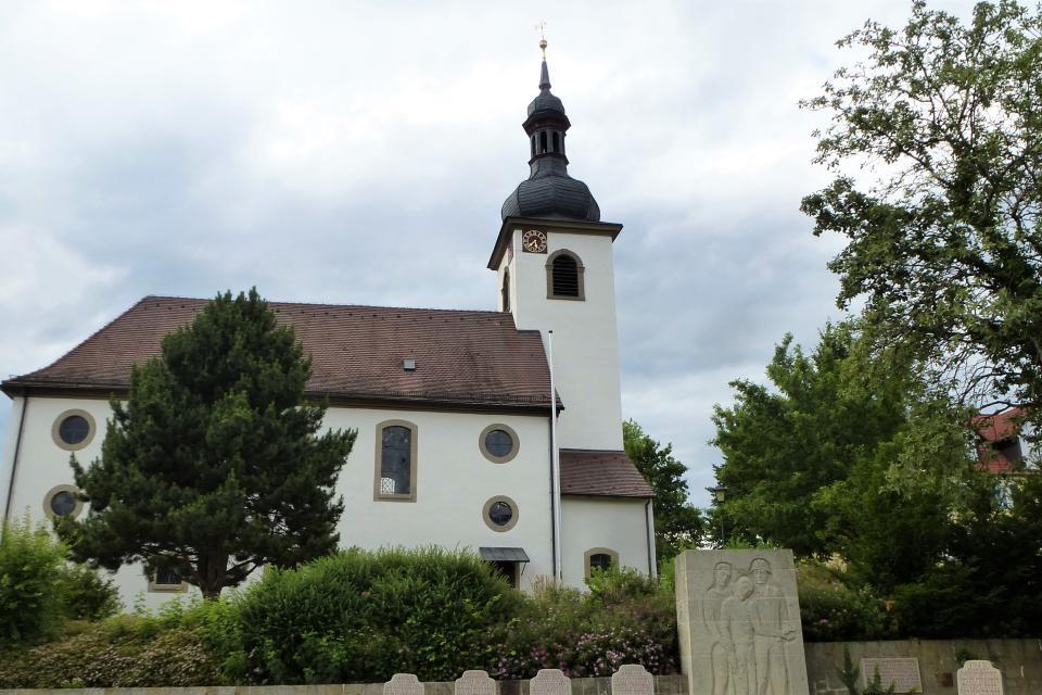 Kirche Ermershausen