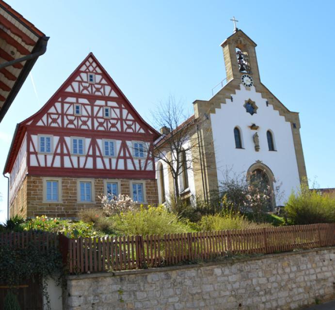 Museum Jüdische Lebenswege Kleinsteinach