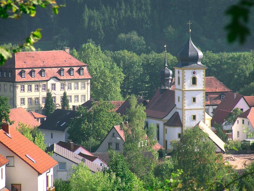 Historisches Ebelsbach