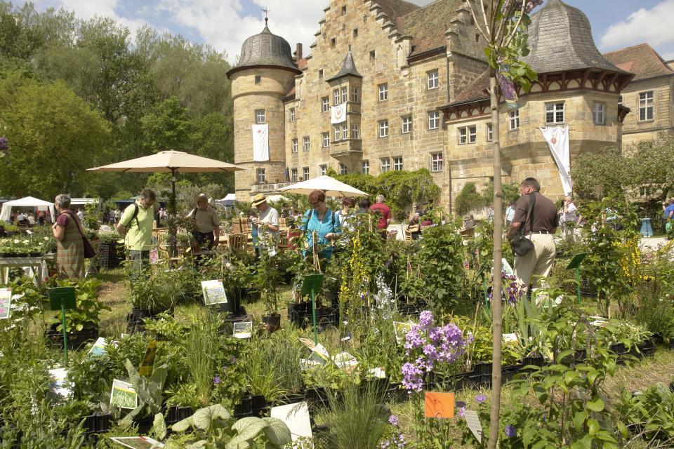 Gartenfest im Schlosspark