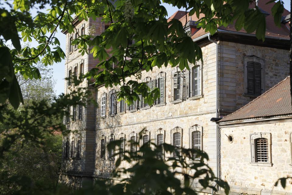 Barockschloss Burgpreppach