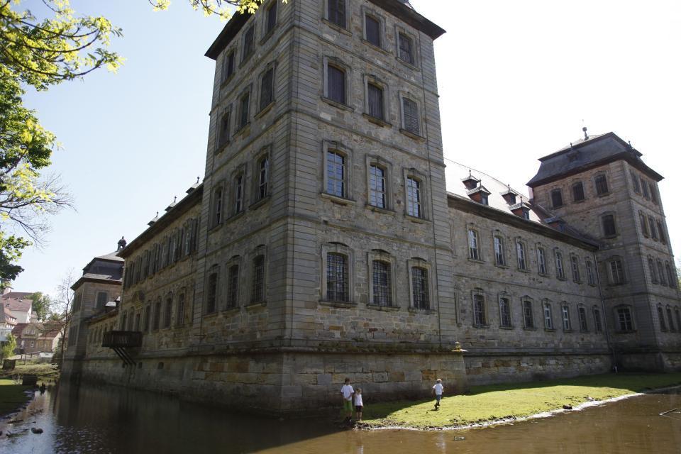 Erlebnis für die ganze Familie auf dem Schloss Burgpreppach