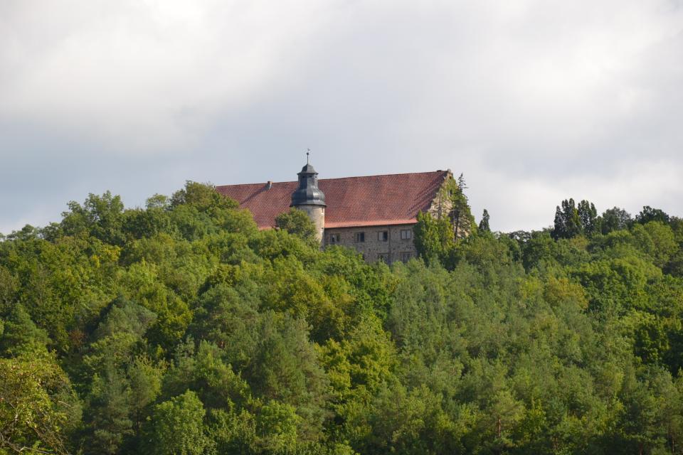 Idyllisch gelegen - Schloss Bettenburg