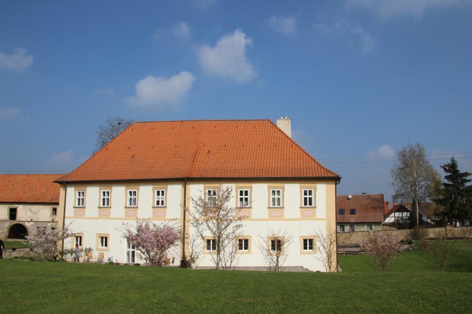 Idyllisches Schloss Trappstadt