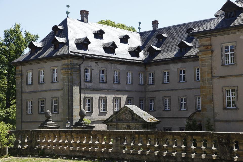 Barockschloss Gereuth