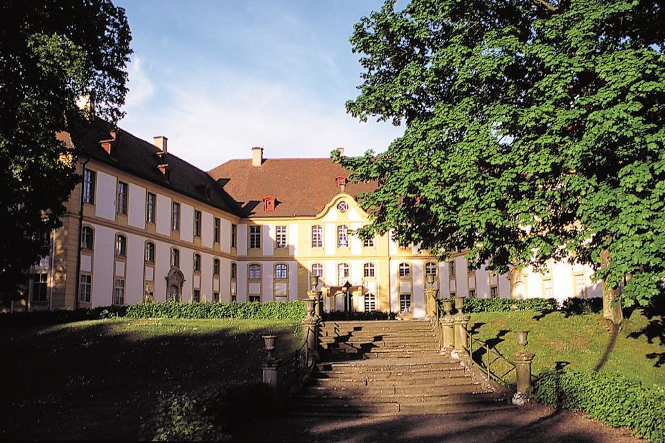 Herrschaftliches Schloss Rentweinsdorf