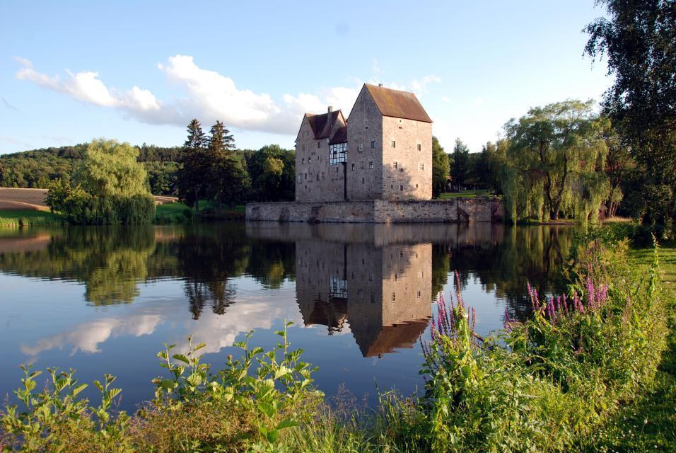 Burgschloss Brennhausen