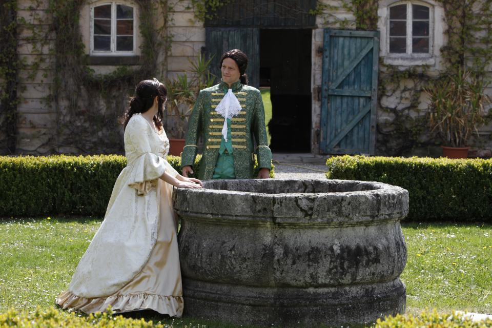 Herrschaftlich Feiern im Schloss Birkenfeld