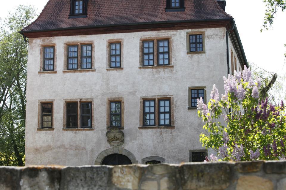 Renaissancebau Schloss Leuzendorf