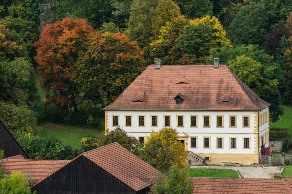 Barockschloss Weißenbrunn