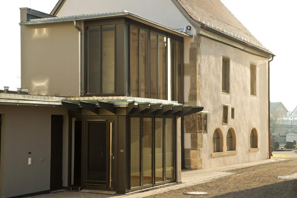 Dokumentaionszentrum Historismus und Ritterkapelle