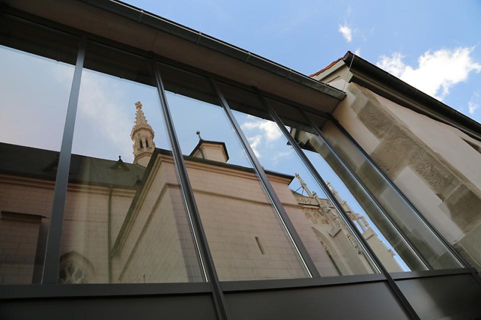 Dokumentaionszentrum Ritterkapelle