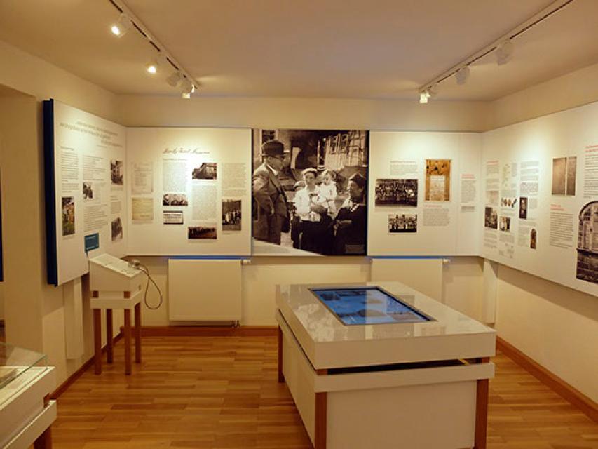 Modernes Museum Jüdische Lebenswege