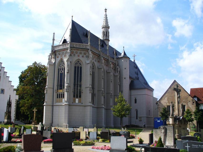 Gotische Ritterkapelle Haßfurt