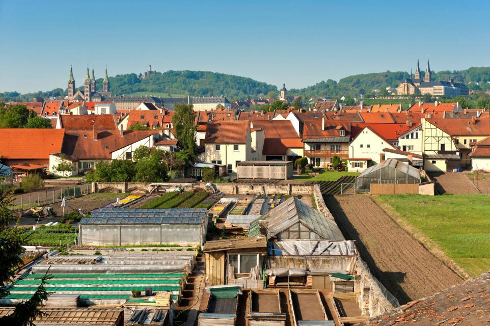 Bambergs Gärtnerstadt