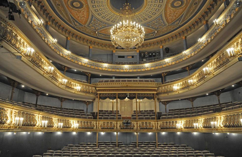 Wunderschönes Landestheater Coburg