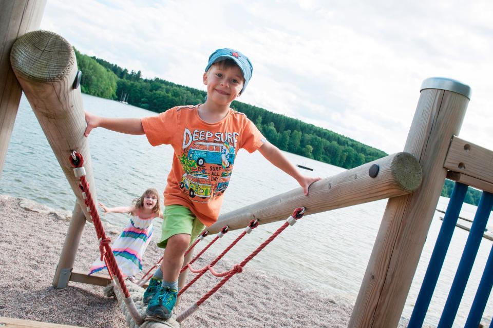 Spaß für Groß und Klein am Ellertshäuser See