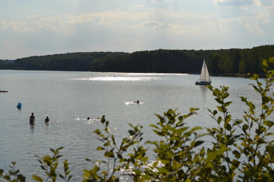 Ruhe genießen am Ellertshäuser See