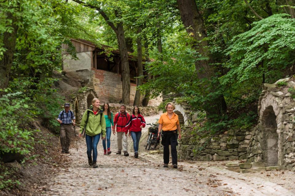 Historische Kelleranlage