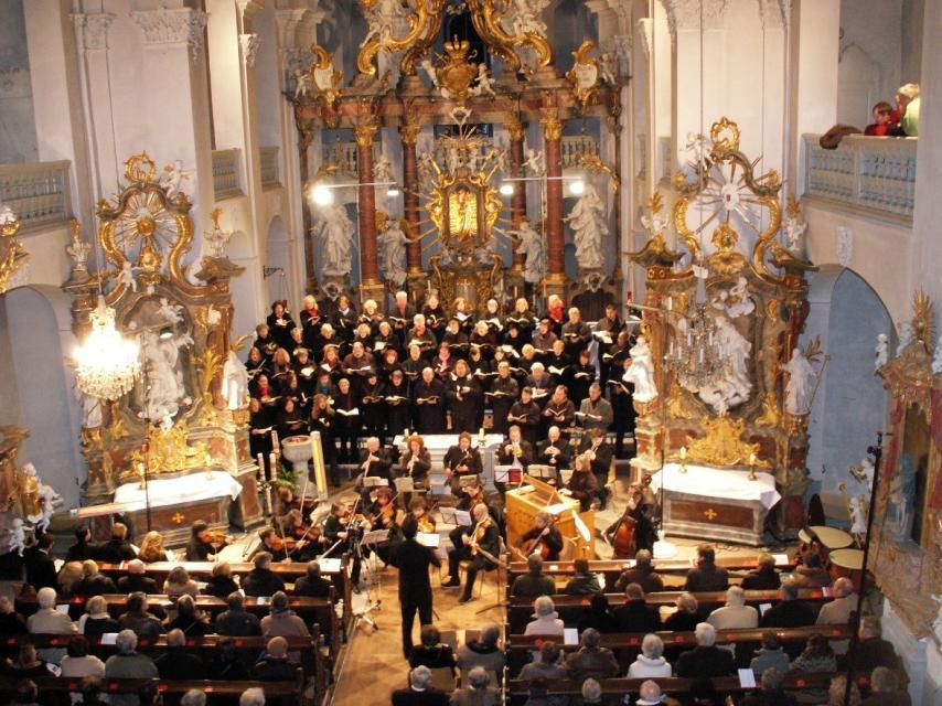Musikzauber Franken in der Wallfahrtkirche Maria Limbach