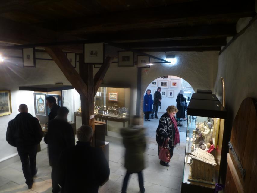 Krippenmuseum in Baunach
