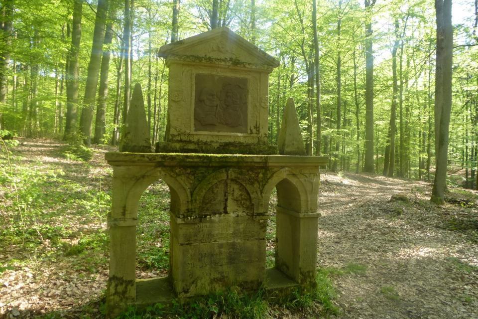 Denkmal für Götz von Berlichingen und Franz von Sickingen