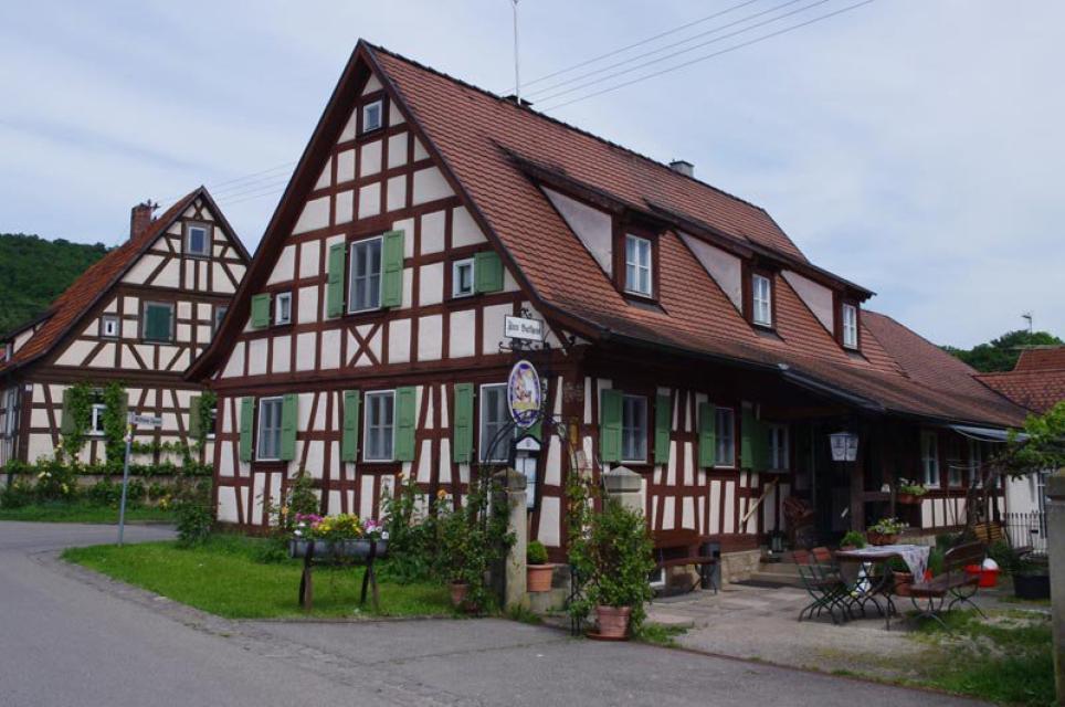 Altes Backhaus Nassach