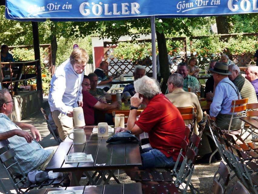 Seit 1908 in Familienbesitz - Brauerei Göller