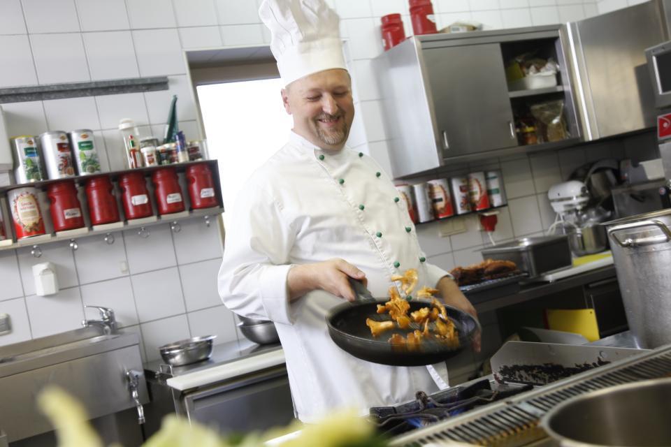 Chefkoch Gasthof Frankenstuben