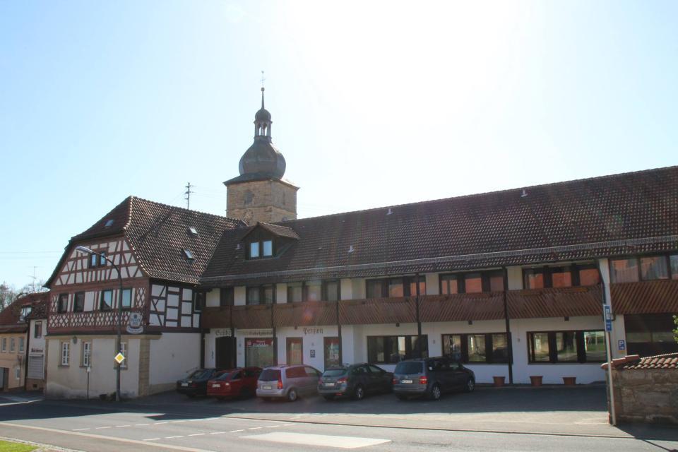 Gasthof - Pension - Metzgerei Zum Goldenen Adler