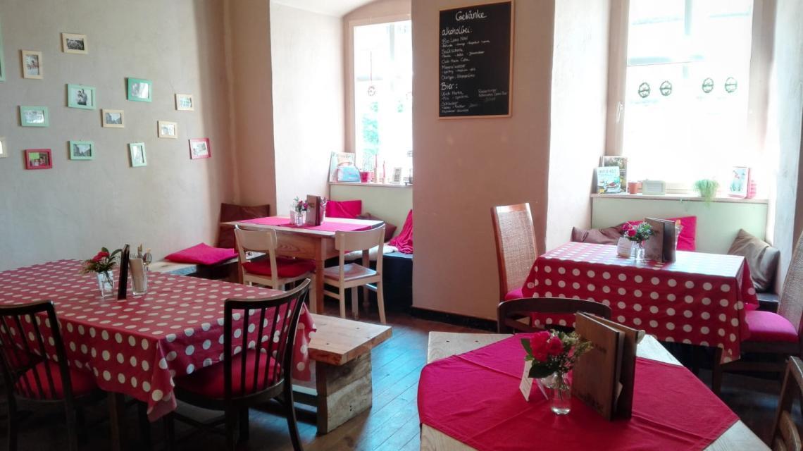 Kleines Café ZwergRiese
