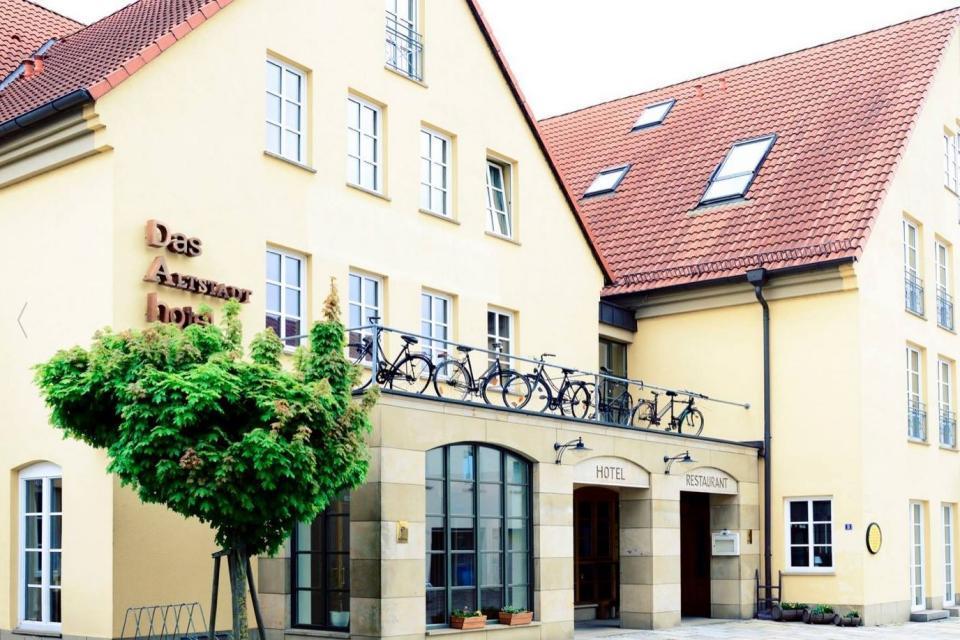 Altstadthotel & Restaurant Alte Schule