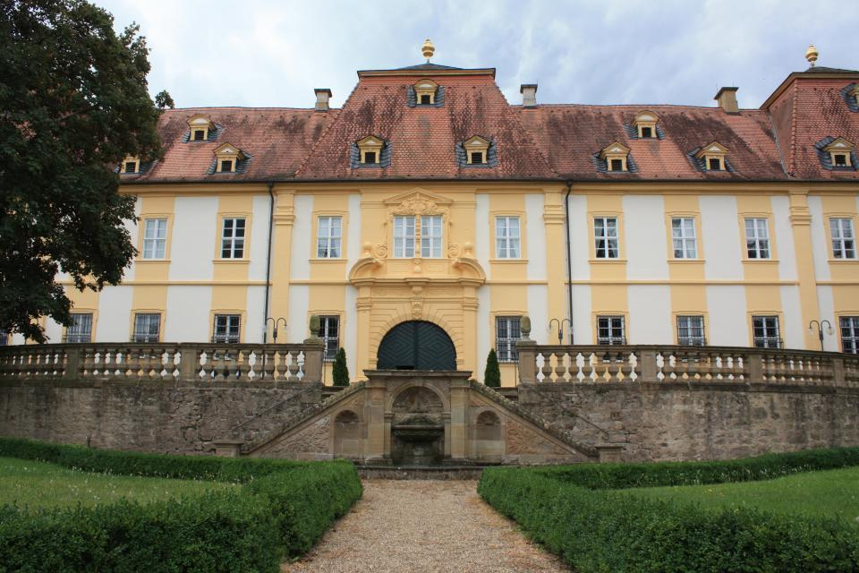 Schloss Oberschwappach