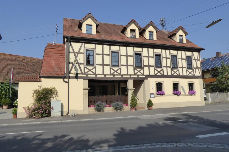 """Gasthaus """"Zu den Haßbergen"""""""