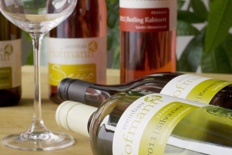 Bester Wein vom Weinbau Hofmann