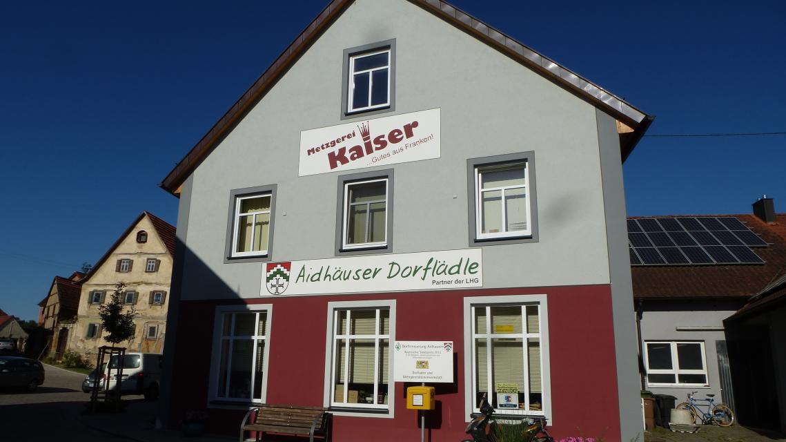 Dorfladen Aidhausen