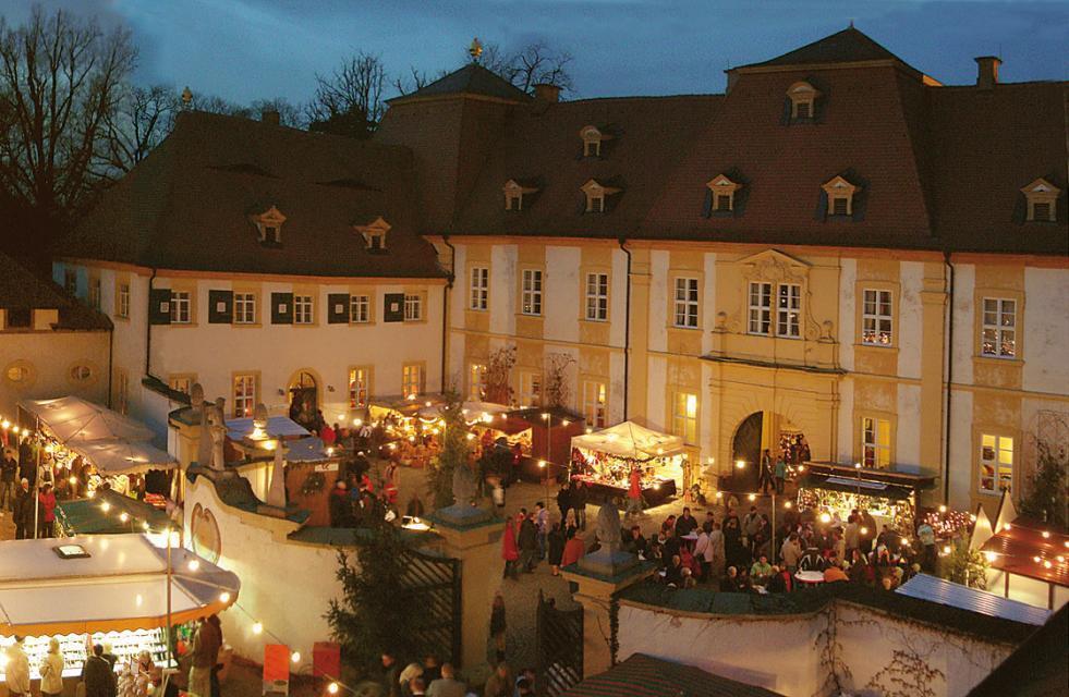 Weihnachtsmarkt Oberschwappach