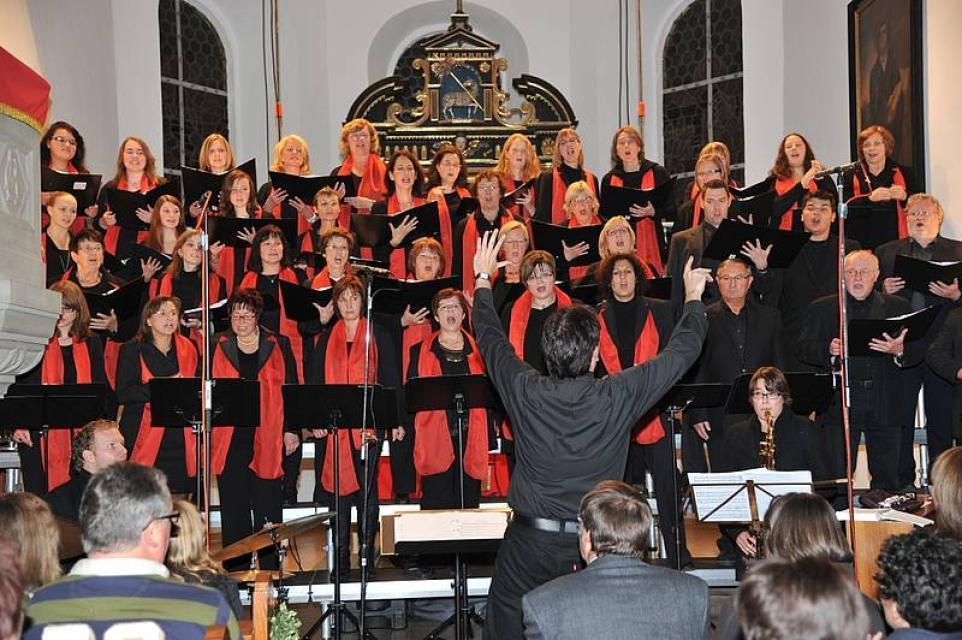 Kirchenmusik in den Haßbergen