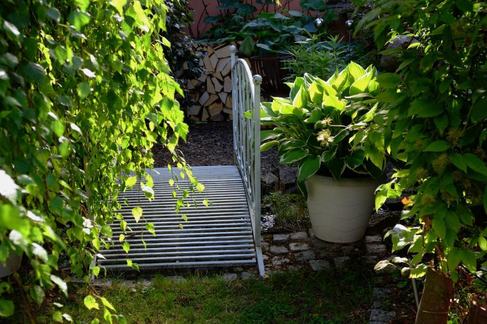 Gartenparadies von Czoske