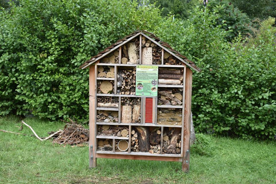 Gemeinschaftsarbeit der Gemeinde Ebelbach und des Naturparks Haßberge