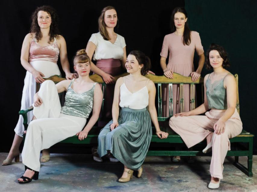 Schüttbau Meisterkonzerte: Konzert III Sjaella – Vokalensemble aus Leipzig