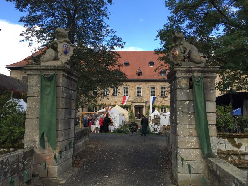 Kirchweih- und Mittelaltermarkt Burgpreppach