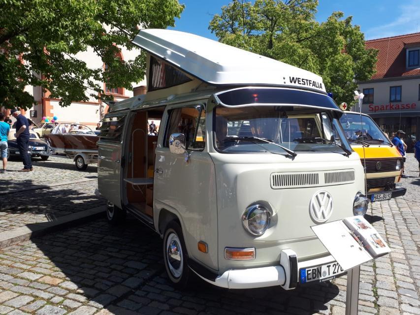 Oldtimertreffen Fachwerkstadt Hofheim