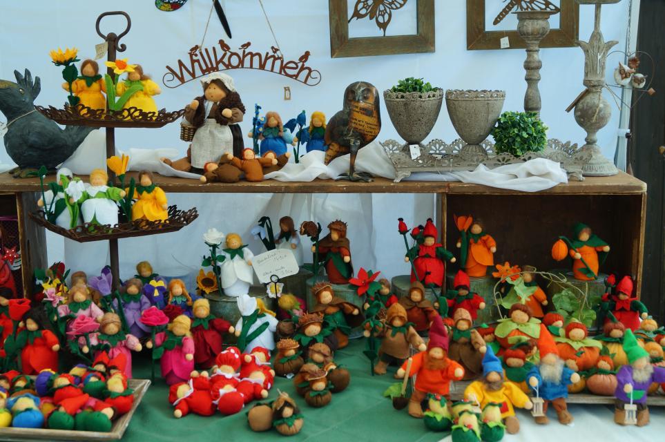 ABGESAGT! Traditioneller Bauernmarkt in Gädheim