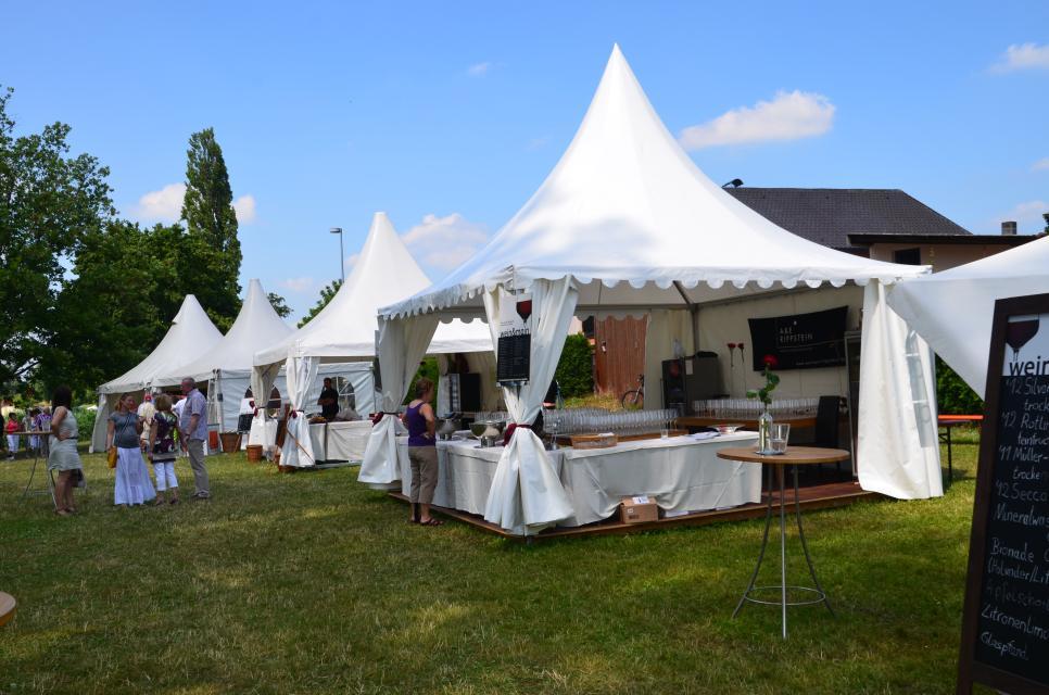 """Weinfest """"Wein & Main"""" in Sand am Main im Abt-Degen-Weintal"""