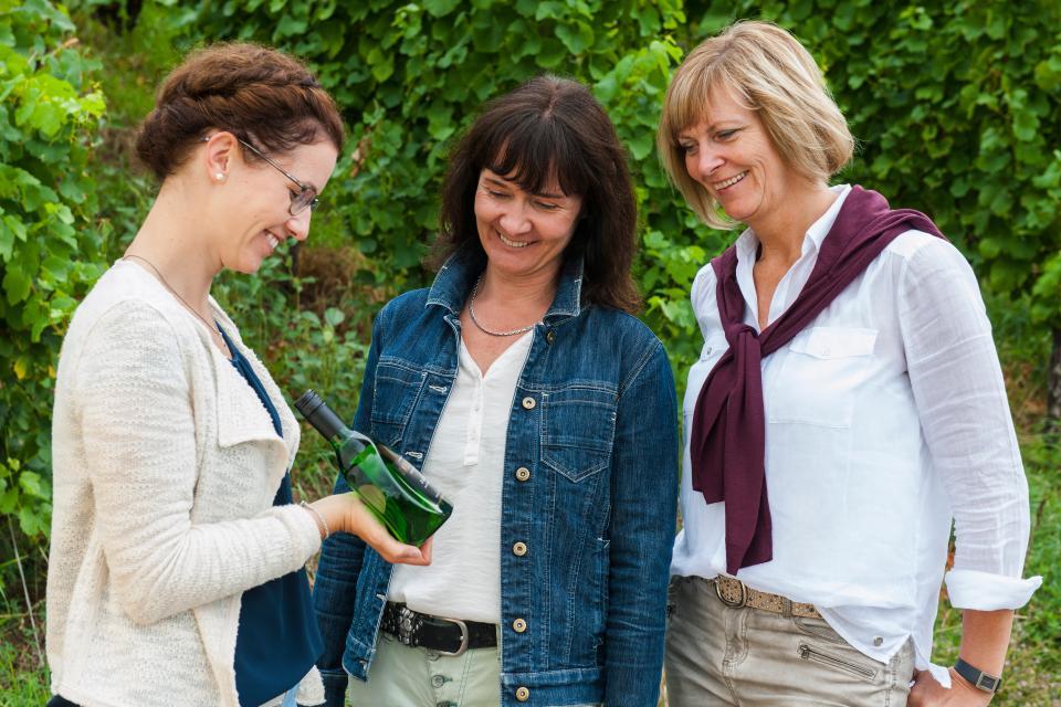 Gönn dir! - Wochen: Weinwanderung mit Bio-Weinprobe und Brotzeit