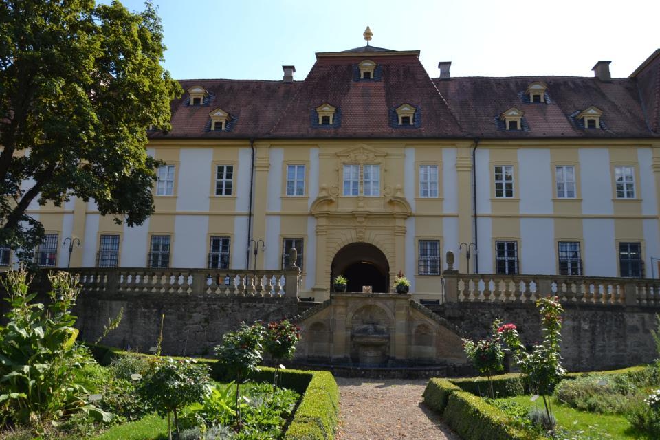 Sommerkonzert mit dem Bamberger Streichquartett