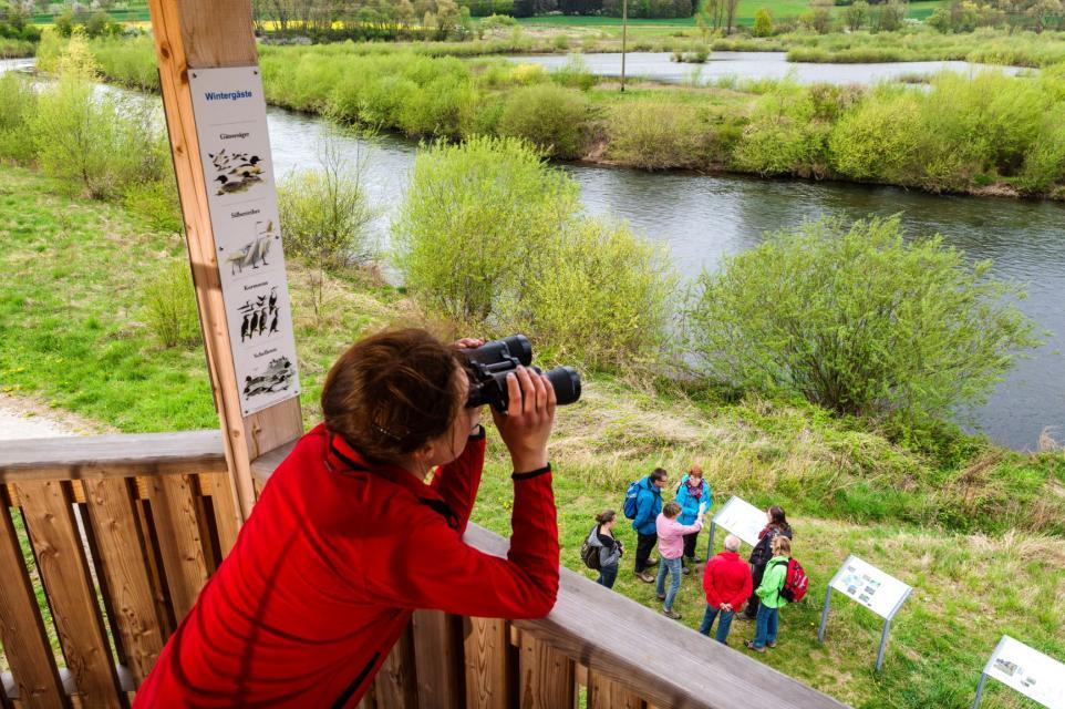 7-Flüssewanderung von Unterbrunn nach Freudeneck