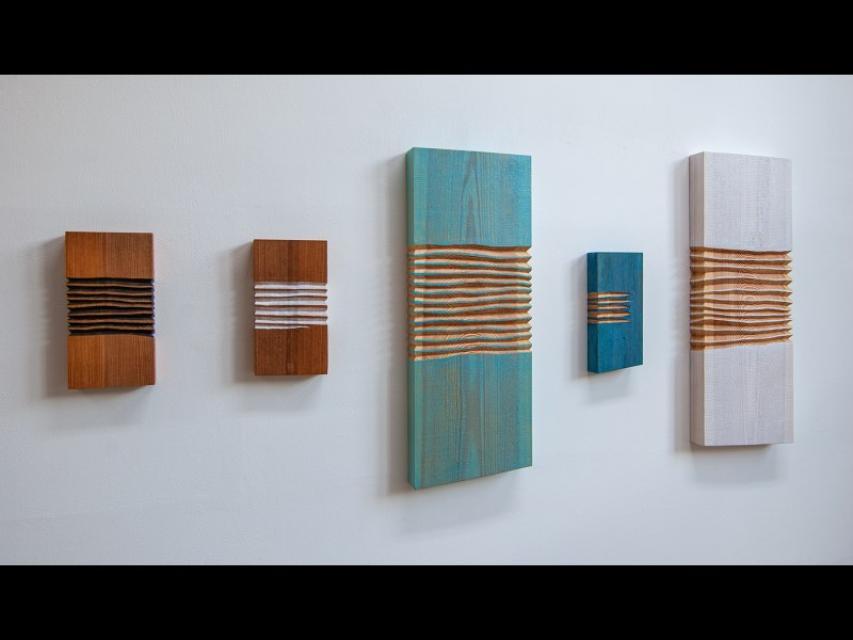 Kunststück: Offenes Atelier in Rabelsdorf von Ulli Falke